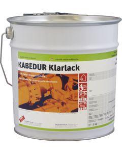 KABEDUR Klarlack Extérieur/Intérieur Brillant