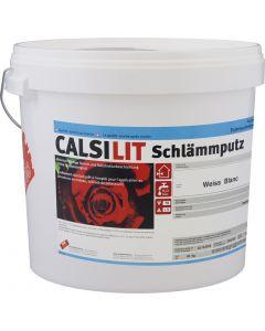 CALSILIT Schlämmputz Aussen/Innen Weiss
