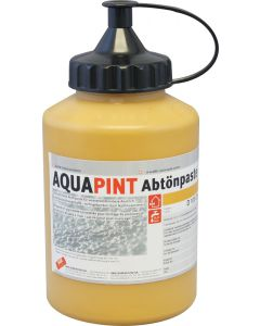 AQUAPINT Abtönpaste Aussen/Innen D 100 Oxydgelb
