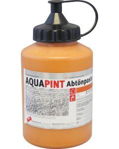 AQUAPINT Abtönpaste Aussen/Innen D 117 Oxydorange