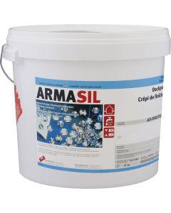 ARMASIL crépi siliconique Ribé plein 1 mm AS-PROTECT Extérieur