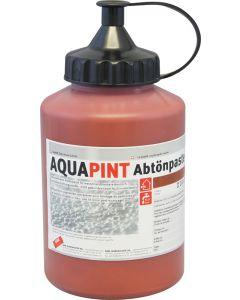 AQUAPINT Abtönpaste Aussen/Innen D 200 Oxydrot