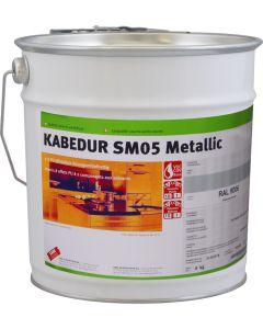 KABEDUR SM05 Metallic Innen Seidenmatt