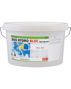 DUO HYDRO BLOC Sperrgrund Aussen Weiss