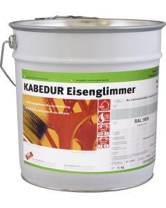 KABEDUR Eisenglimmer Korrosionsschutzfarbe Aussen/Innen Matt