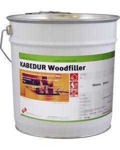 KABEDUR Woodfiller Innen Weiss