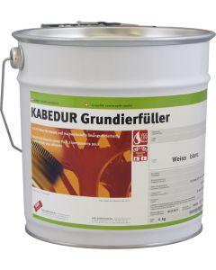 KABEDUR Grundierfüller Weiss
