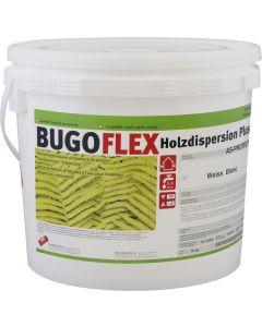 BUGOFLEX Holzdispersion Plus AS-PROTECT Aussen Weiss Seidenglanz