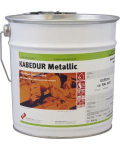 EUROmix KABEDUR Metallic Aussen/Innen ca. RAL 9006 Seidenglanz