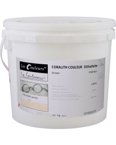 CORALITH COULEUR Silikatfarbe Innen