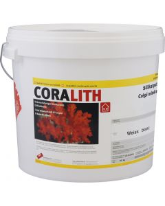 CORALITH Stucco 0.5 mm Innen Weiss