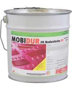 MOBIDUR 2K Bodenfarbe HS Aussen/Innen RAL 7038 Achatgrau Seidenmatt