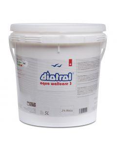 Diotrol Aqua Wallcare 3 5L Innen weisslich 2% Seidenmatt