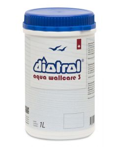 Diotrol Aqua Wallcare 3 1L Innen farblos Seidenmatt
